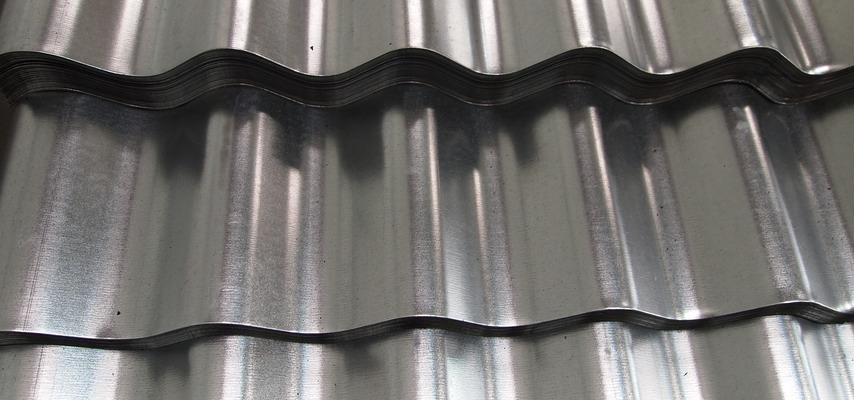 Plain Galvanised Corrugated Sheets