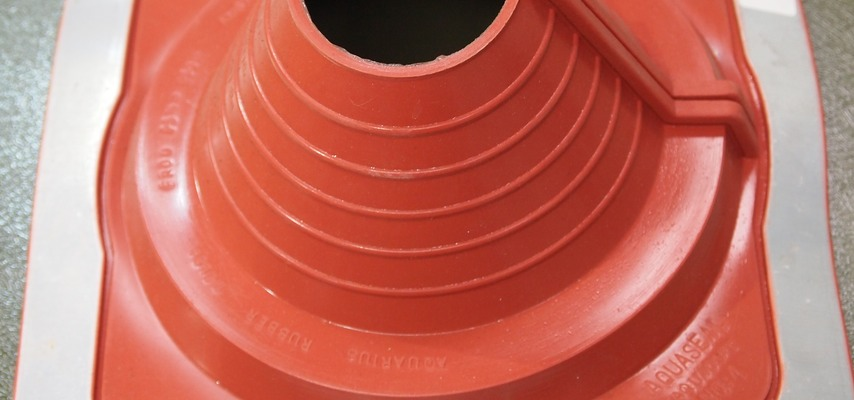 Hot Pipe Flashing (Pipe Boot)